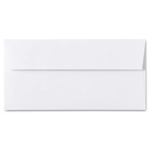 Conqueror Wove High White DL Envelope FSC4 110X220 mm Sup/Seal Bnd 50 Box500