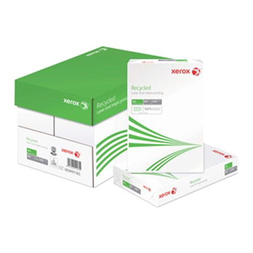 Xerox Recycled A4 210x297mm 80Gm2 Pack of 500 003R 91165
