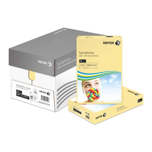 Xerox Symphony PEFC2 A4 210x297 mm 160Gm2 Pastel I vory Pack of 250 003R93219