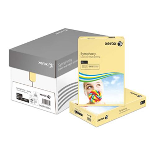 Xerox Symphony PEFC2 A4 210x297 mm 80Gm2 Pastel Iv ory Pack of 500 003R93964