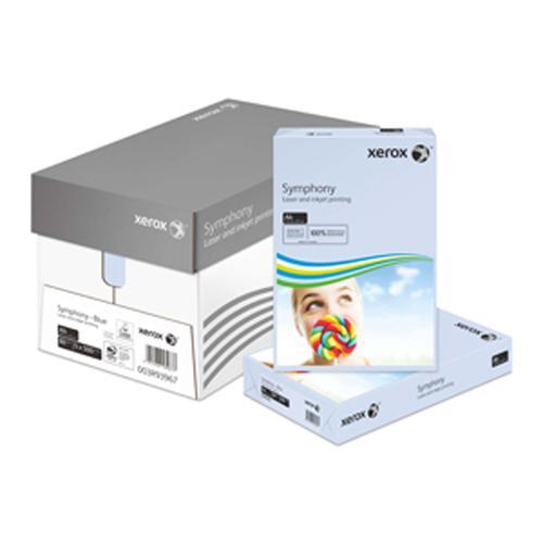 Xerox Symphony PEFC2 A4 210x297 mm 80Gm2 Pastel Bl ue Pack of 500 003R93967