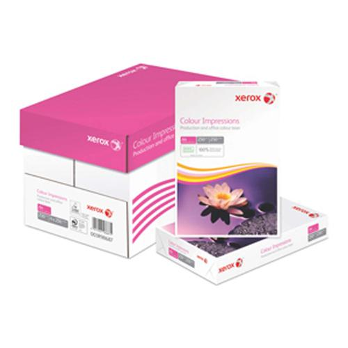 Xerox Colour Impressions PEFC A4 210x297 mm 250Gm2  Pack of 250 003R98687