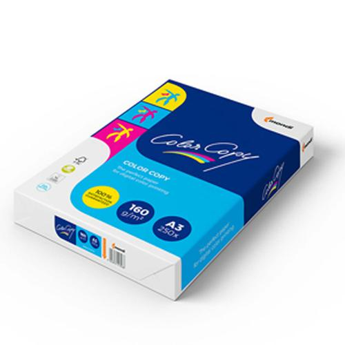 Color Copy Paper FSC Mix Credit A3 420x297 mm 160G m2 White Pack of 250