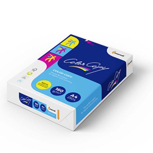 Color Copy Paper FSC Mix Credit A4 210x297 mm 160G m2 White Pack of 250