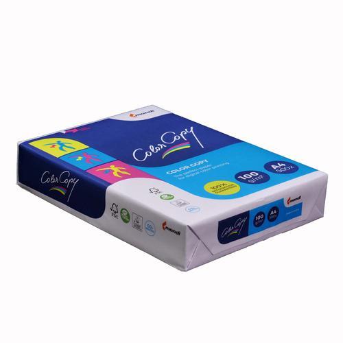 Mondi Color Copy Premium Super Smooth FSC Paper A4 100gsm White [Pack 500]