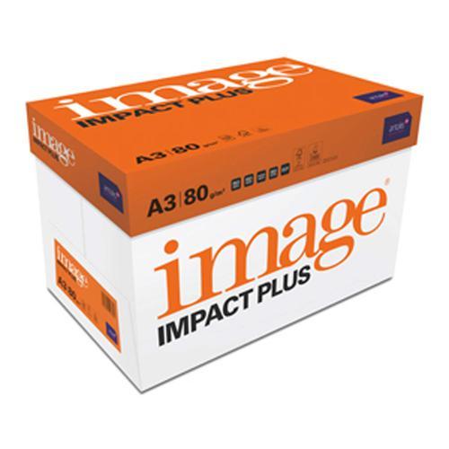 Image Impact Plus FSC Mix 70% A3 420x297 mm 80Gm2 Pack of 500