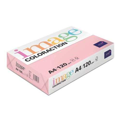 Image Coloraction Copier A4 120gsm Pale Pink (Tropic) 89366 [Pack 250]