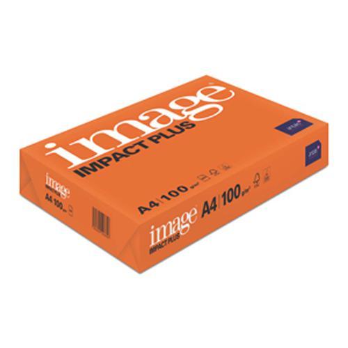 Image Impact Plus FSC Mix 70% A4 210x297 mm 100Gm2  Pack of 500