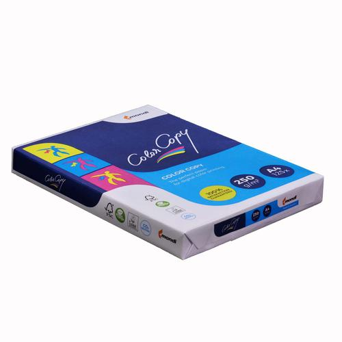 Color Copy Paper FSC Mix Credit A4 210x297 mm 250G m2 White Pack of 125