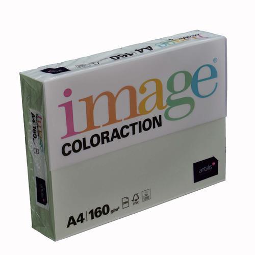 Image Coloraction Copier Card A4 160gsm Pale Green (Jungle) 89704 [Pack 250]