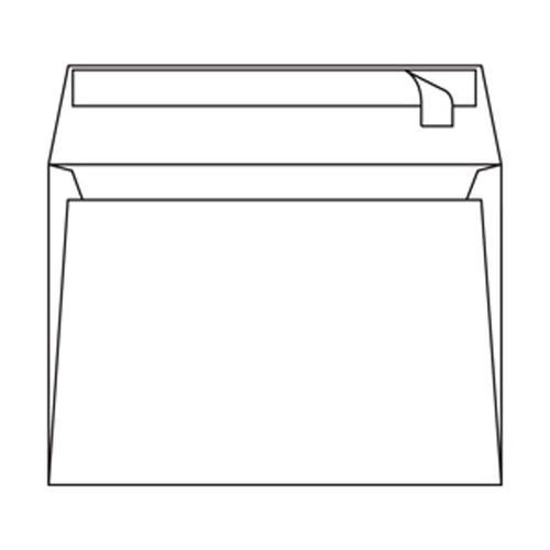 Conqueror Wove Cream C5 Envelope FSC4 162 X 229mm Sup/Seal Bnd 50 Box250