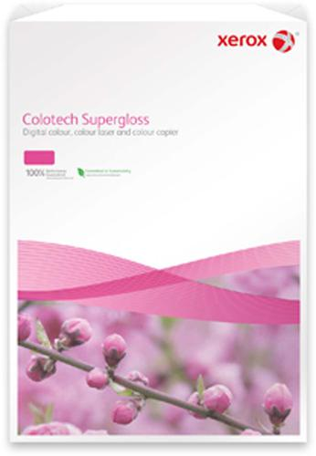 Xerox Colotech+ Supergloss A3 420x297 mm 250Gm2 Pa ck of 100 003R97687