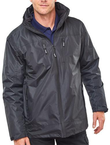 B-Dri Weather-Proof - Mowbray Jacket Black Xl