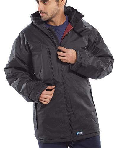 B-Dri Weather-Proof - Mercury Jacket Black Medium