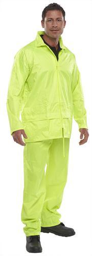 B-Dri Weather-Proof - Nylon B-Dri Suit S/Y Xl