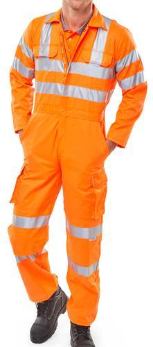 Rail Spec Clothing - Rail Spec Coverall 50