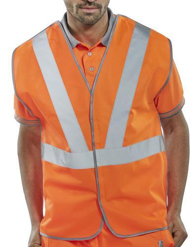 100% Poly Xl 100% Polyester - Rail Spec Vest