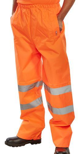 Orange Xxxl - Bseen Trousers En Iso20471