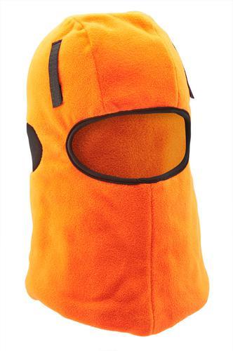 Hook And Loop Orange Thinsulate Lined - Thinsulate  Balaclava Orange