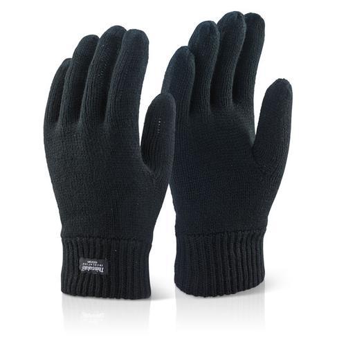 Click 2000 Glove Range - Thinsulate Glove Black