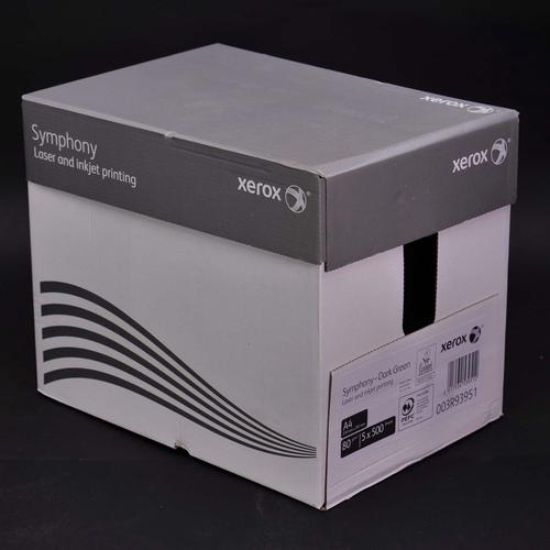 Xerox Symphony PEFC2 A4 210x297 mm 80Gm2 Strong Da rk Green Pack of 500 003R93951