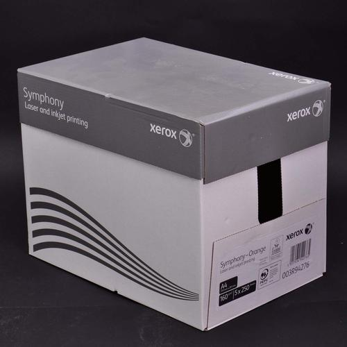 Xerox Symphony PEFC2 A4 210x297 mm 160Gm2 Strong O range Pack of 250 003R94276