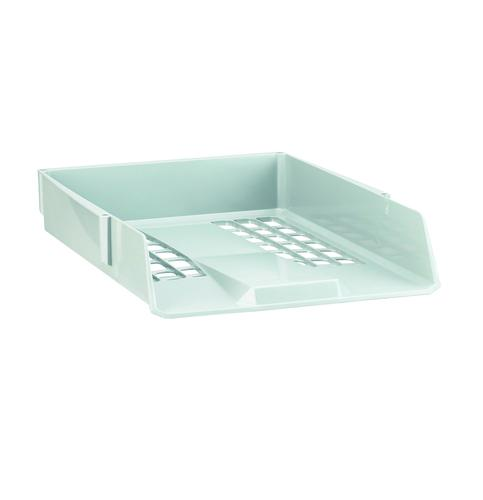 Avery 1132LGRY Basics Letter Tray, 278 x 70 x 390 mm
