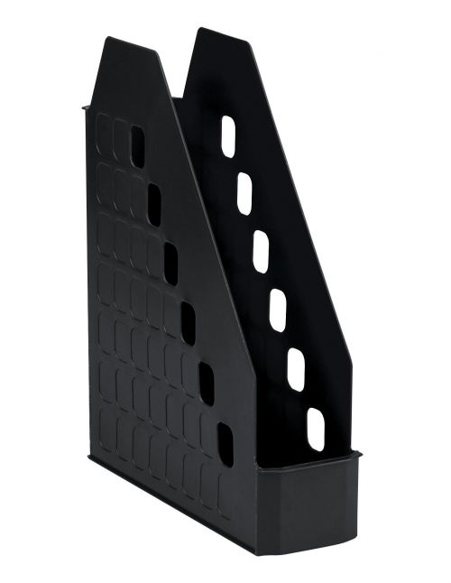 Avery 1135BLK Basics Magazine Rack, 78 x 310 x 246 mm