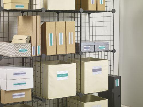 Avery 3483 Multipurpose Labels, 105 x 148 mm, Permanent, 4 Labels Per Sheet, 400 Labels Per Pack