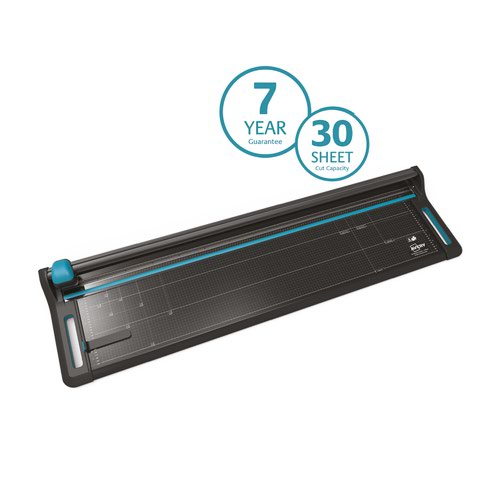 Avery Precision Trimmer A0 Cutting Length 1370mm Black/Teal P1370