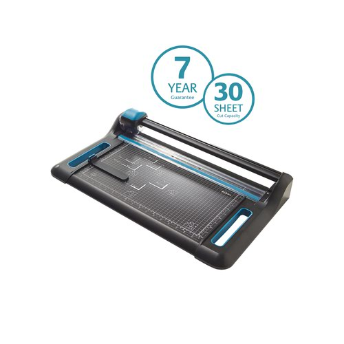 Avery Precision Trimmer A3 Cutting Length 460mm Black/Teal