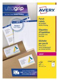800 Labels 5 Star Addressing Labels Inkjet 8 per Sheet 99.1x67.7mm White