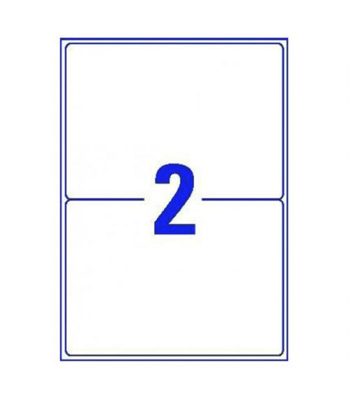 Avery L7168 Replacement 200 White S/Adh Labels