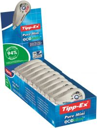 Tipp-Ex Pure Mini Correction Tape (Pack of 10) 918467