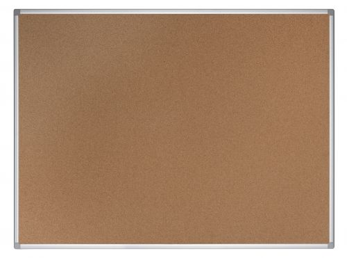 Bi-Office Earth Cork Noticeboard 900x600mm CA031790 BQ42039