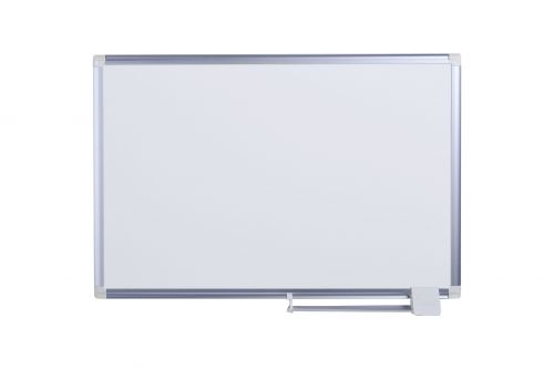 Bi-Office New Generation Magnetic Enamel Whiteboard 1200x900mm CR0801830