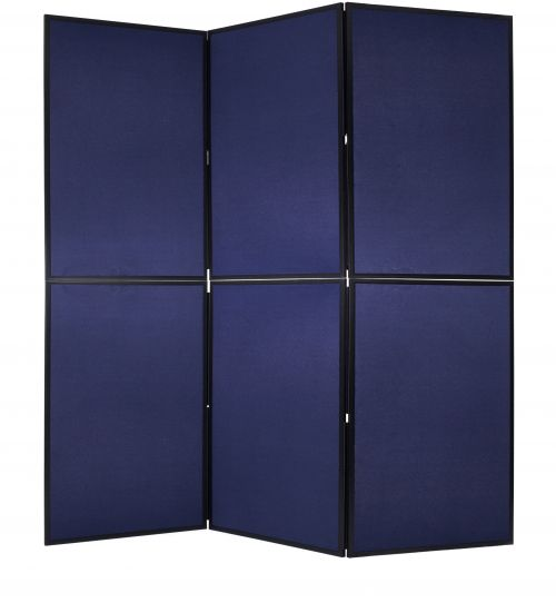Bi-Office 6 Panel Showboard Exhibition System