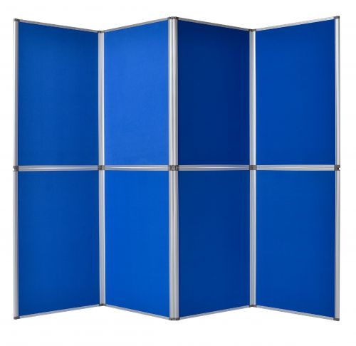 Bi-Office 8 Panel Gallery Exhibition System