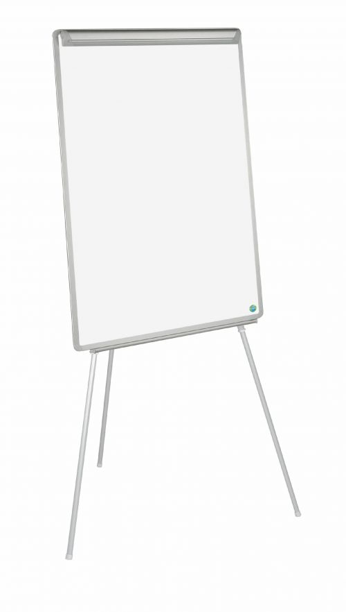 5 Star Office Flipchart Easel with W670xH990mm Board W700xD82xH1900mm
