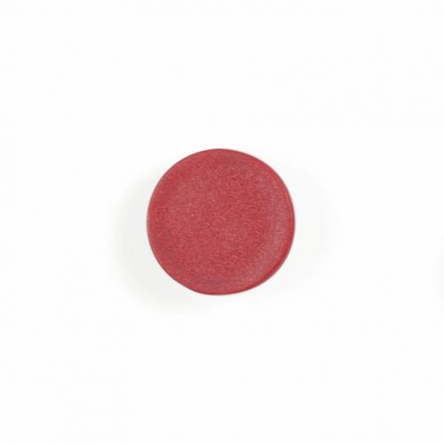 Bi-Office Round Magnets 20mm Red PK10