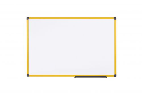 Ultrabrite Lacquered steel drywipe board 900 x 600
