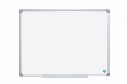 Bi-Office Earth Non-Magnetic Melamine Drywipe Board 1800x1200mm MA2700790