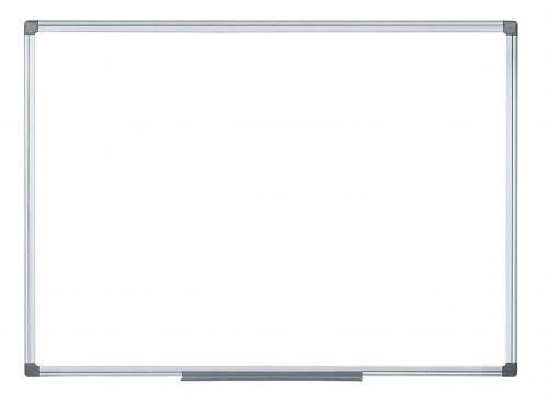 Bi-Office Maya mgnetic Dry Wipe Alu Frame WTbrd 120x120cm