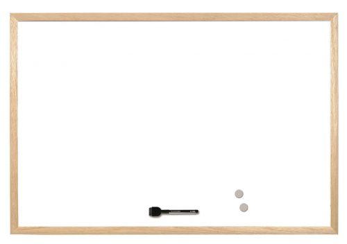 Bi-Office Whiteboard Magnetic 90x60cm
