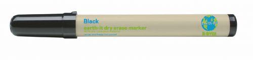 Bi-Office Earth-It Whiteboard Marker Bullet Tip Assorted Colours (Pack 4) PE2206
