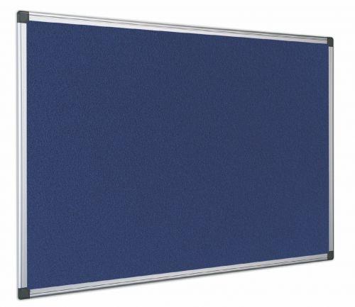 Bi-Office Fire Retardant Notice Board 1800x1200mm SA2701170 BQ11003
