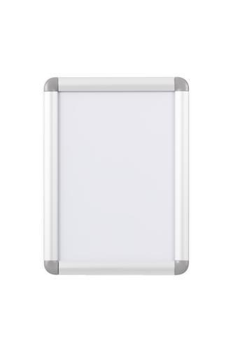 Bi-Office Snap Display Frame A4 Silver