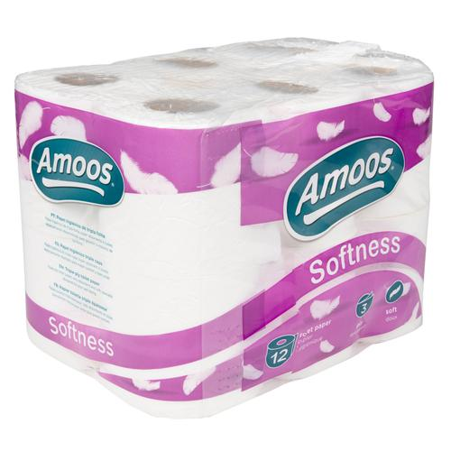 Purely Smile 3ply FSC Certified Toilet Roll Pack 12
