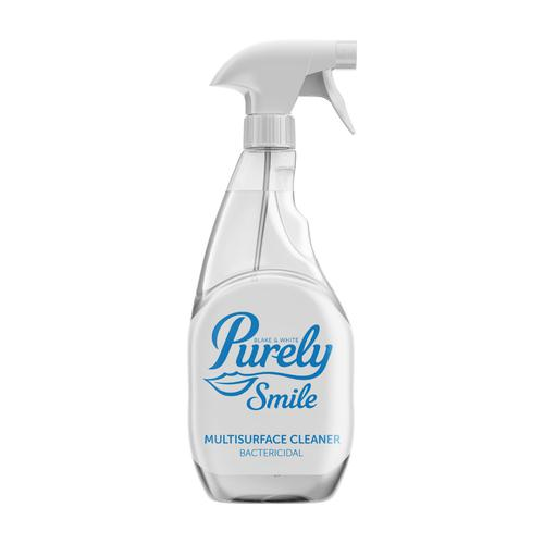 Purely Smile Bactericidal Multi Surface Cleaner 750ml PS2100