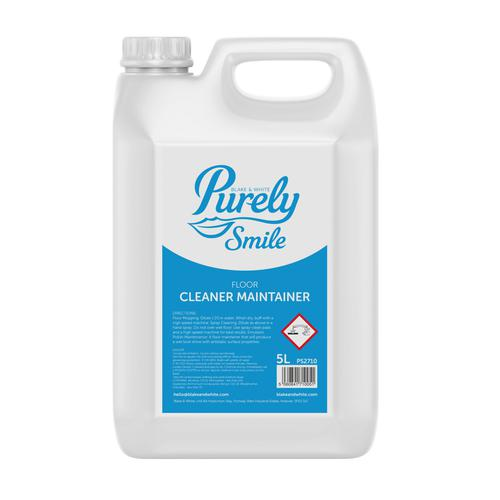 Purely Smile Floor Cleaner Maintainer 5L